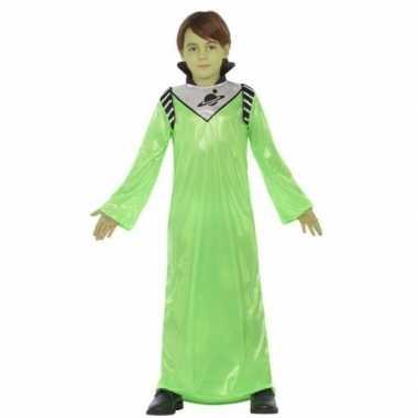 Alien zharor verkleedkleding voor jongens