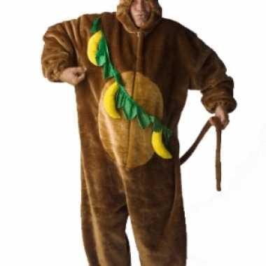 Apenpakken verkleedkleding voor volwassenen