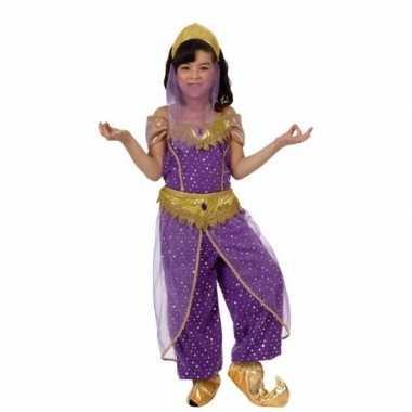 Arabische prinses hafida verkleedkleding voor meisjes