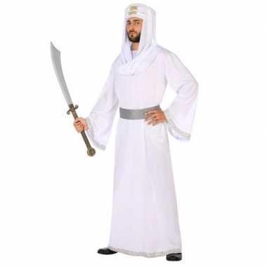 Arabische strijder hassan verkleed verkleedkleding/gewaad voor heren