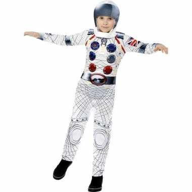 Astronauten verkleedkleding voor jongens