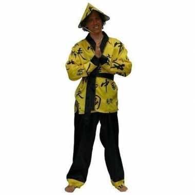 Aziatische verkleedkleding voor heren
