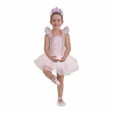 Ballerina verkleedkleding voor meisjes