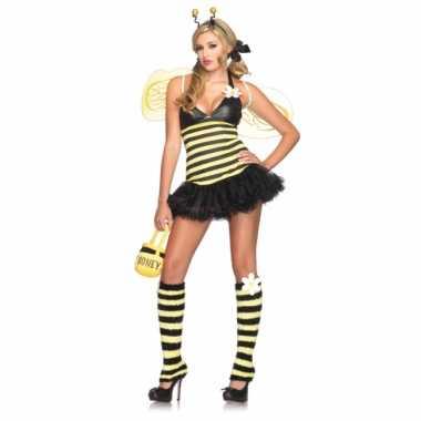 Bijen verkleedkleding voor dames