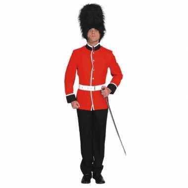 Britse soldaat verkleedkleding