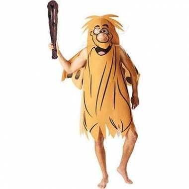 Captain caveman verkleed verkleedkleding