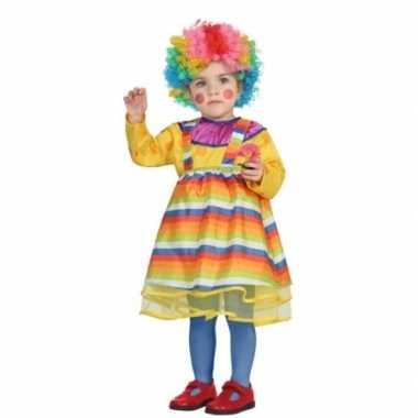 Clowns verkleedkleding peuters