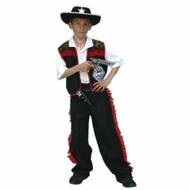 Cowboy verkleed verkleedkleding voor jongens