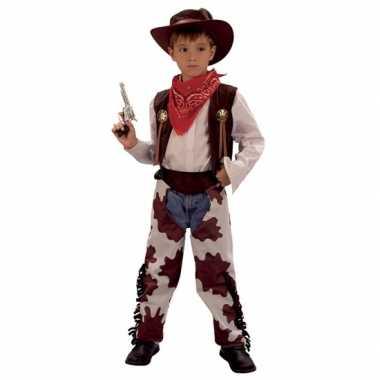 Cowboy verkleedkleding voor kinderen