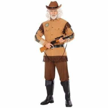 Cowboy/western verkleed verkleedkleding wild bill voor heren