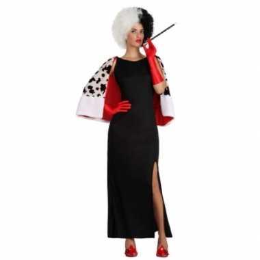 Cruel lady verkleedkleding voor dames