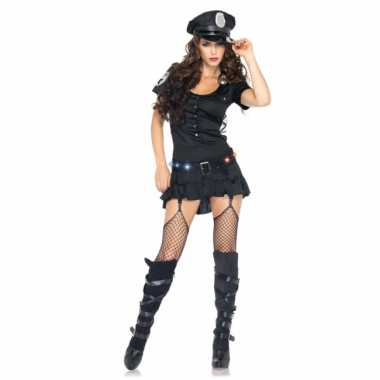 Dames verkleedkleding sexy sergeant