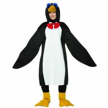 Dieren verkleedkleding pinguin volwassenen