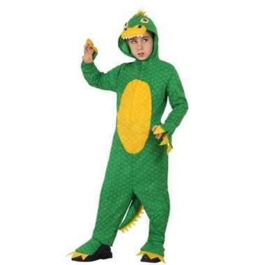Dinosaurus rex verkleedkleding voor jongens