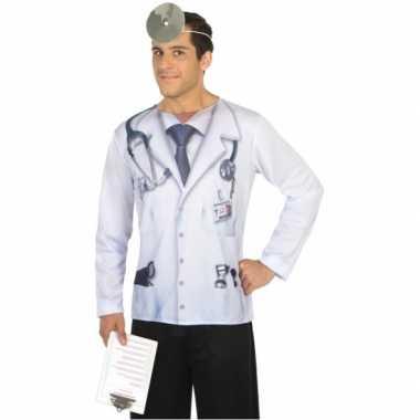 Dokter verkleedkleding voor heren