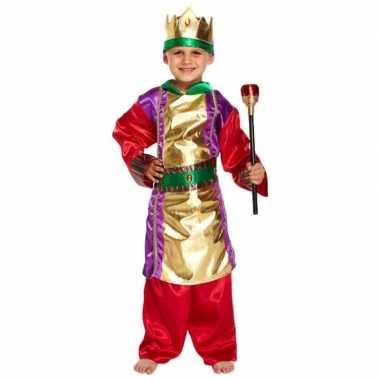 Drie koningen kerst verkleedkleding verkleedkleding voor jongens