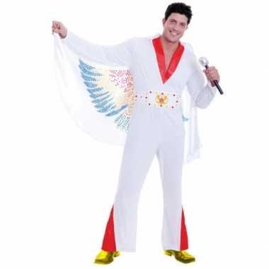 Elvis rockstar verkleedkleding voor heren