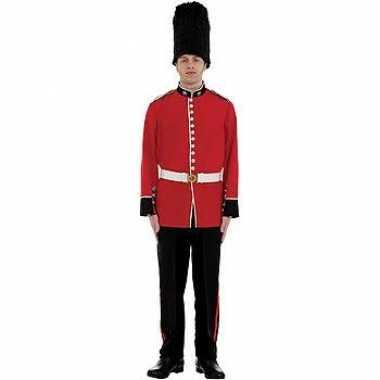 Engels officiers verkleedkleding