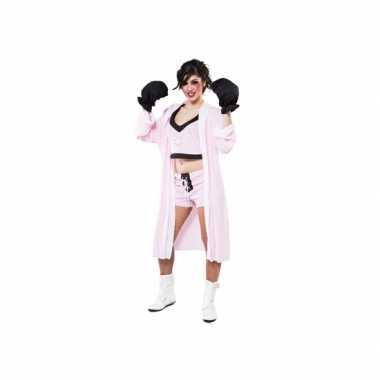 Feest boks verkleedkleding voor dames