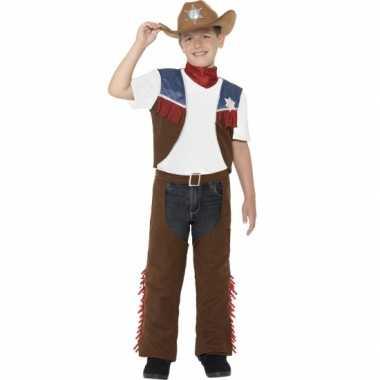 Feest cowboy verkleedverkleedkleding voor jongens