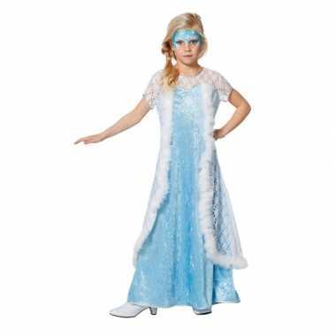 Feest ijsprinses verkleedkleding voor meisjes