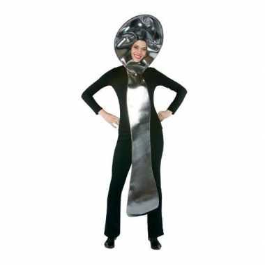 Feest lepels verkleedverkleedkleding voor volwassenen