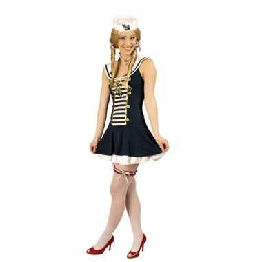 Feest matrozen verkleedverkleedkleding dames