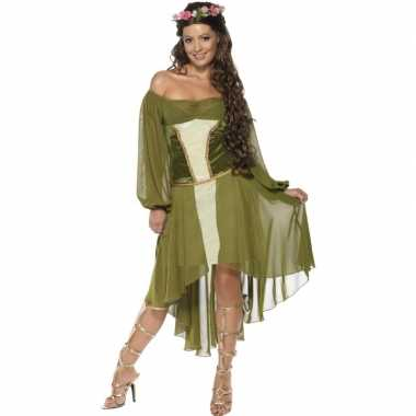 Feest middeleeuwse verkleedverkleedkleding voor dames