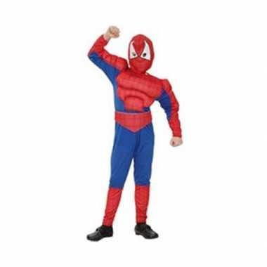 Feest spinnenheld verkleedkleding