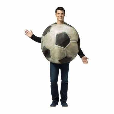 Feest voetbal verkleedverkleedkleding voor volwassenen