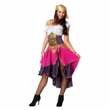 Feest zigeunerin verkleedverkleedkleding voor dames