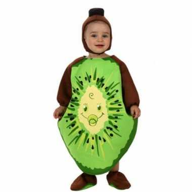 Feestartikelen kiwi verkleedkleding voor babys