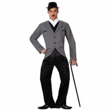 Filmster charlie verkleed verkleedkleding voor heren