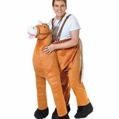 Funny instap paarden verkleedkleding