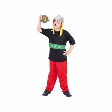 Gallier verkleedkleding voor kinderen 3 delig