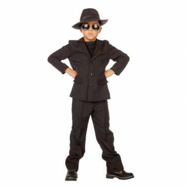 Gangster verkleedkleding voor kids