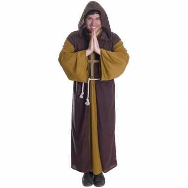 Geschiedenis abdij/trappist verkleedkleding voor heren