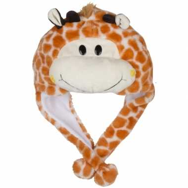 Giraffe muts kids