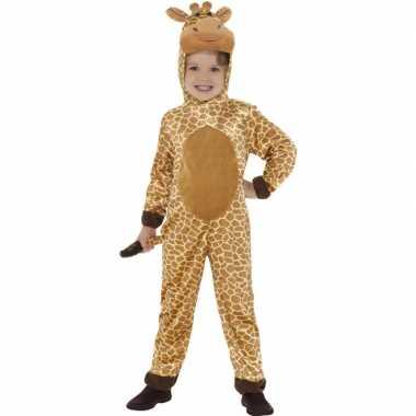 Giraffe verkleedkleding voor kinderen
