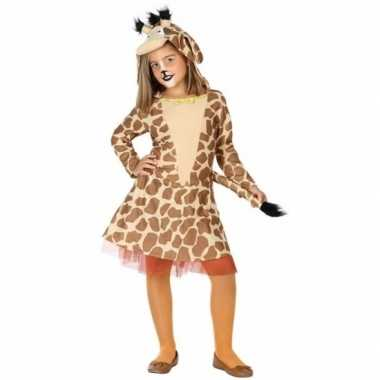 Giraffe verkleedkleding voor meisjes