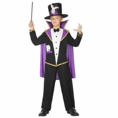 Goochelaar verkleed pak/verkleedkleding voor kinderen