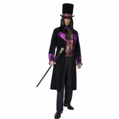 Gothic graaf verkleedkleding voor heren