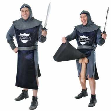 Grappige ridder verkleedkleding