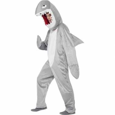Haaien verkleedkleding/pak voor volwassenen