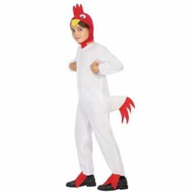 Haan/kip doodle verkleedkleding voor jongens
