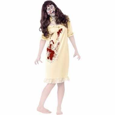 Halloween sinister verkleedkleding voor dames