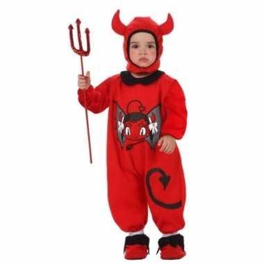 Halloween Verkleedkleding Kind.Halloween Verkleedkleding Voor Kinderen Duiveltje