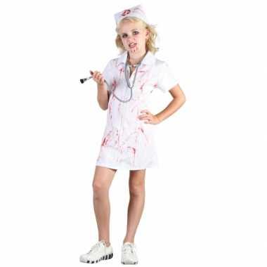 Halloween zuster verkleedkleding voor meisjes