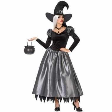 Heksen/feeks verkleed verkleedkleding voor dames