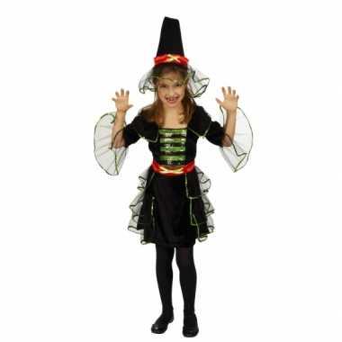Heksen verkleedkleding voor kinderen